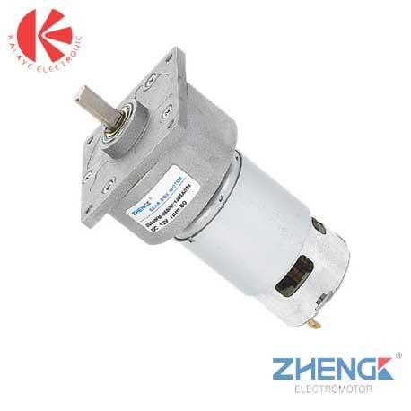 موتورگیربکس ZGA60FM-12V-50-60 rpm