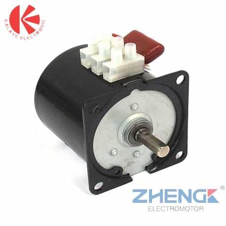 موتورگیربکس60KTYZ-220VAC-1.2 rpm