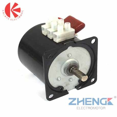 موتورگیربکس60KTYZ-220VAC-2..5 rpm