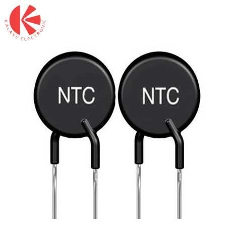مقاومت حرارتی 10 اهم | NTC 10D9