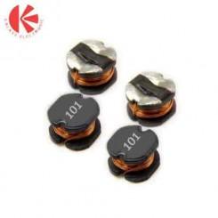 سلف100 میکرو هانری CD75 SMD