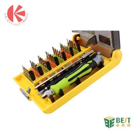ست تعمیرات پیچ گوشتی BEST مدل BST-8913