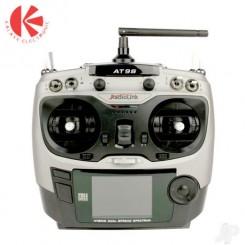 رادیو کنترل 10 تا 12 کانال AT9S PRO