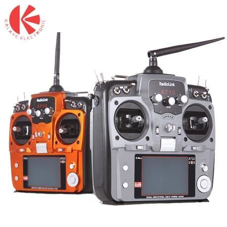 رادیو کنترل 2020-12 کانال AT10 II + ماژول تلمتری