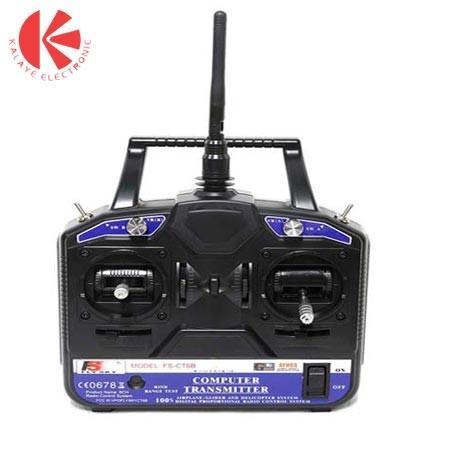 رادیو کنترل 6 کانال Fs-CT6B