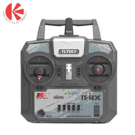 رادیو کنترل 4 کانال FS-i4X