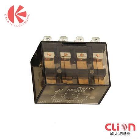رله ایزومی پایه سوکتی 4 کنتاکت 12 ولت 10 آمپر