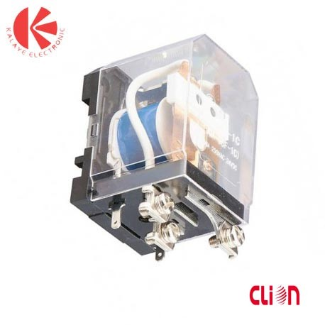 رله قدرت 12V-1C-60A CLion
