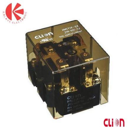 رله قدرت 12V-2C-60A CLion