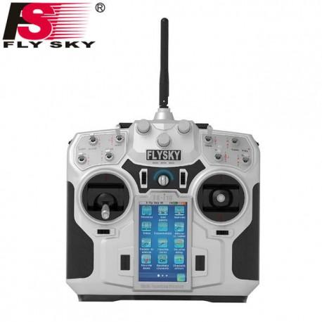 رادیو کنترل 10 کانال Fs-i10با صفحه لمسی