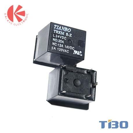 رله بچه میلون تیانبو 5 ولت TRKM-S-Z-L-1C-5A