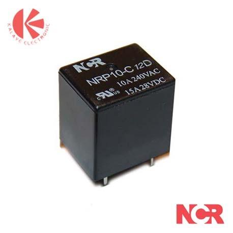 رله میلون بلند 24 ولت NCR NRP10-1C-15A
