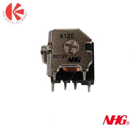 رله ماشینی 4120C-12VDC-1C-40A NHG
