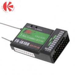 گیرنده 10 کانال دو آنتن Fs-iA10B
