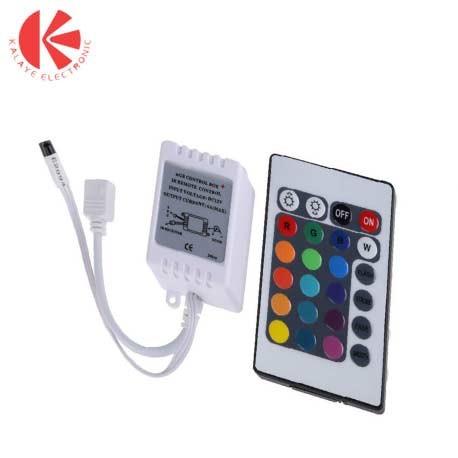 ریسه LED نواری RGB 3528-108pcs