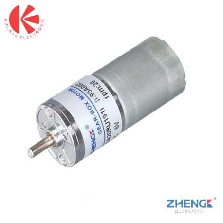 موتورگیربکس ZGA20-12V-10RPM