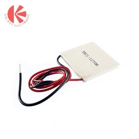 المان خنک کننده TEC1-12710 چهار در چهار درجه یک