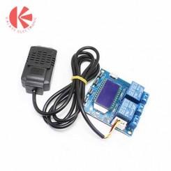 ماژول نمایشگر و کنترلر دما و رطوبت دیجیتال