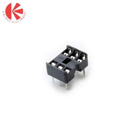 سوکت IC معمولی 6 پین