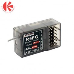 گیرنده رادیو کنترل ماشین 6 کانال R6FG