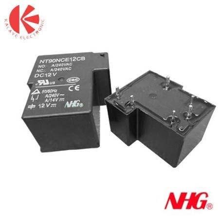 رله شاخکدار 24V-1C-(30-40)A NHG