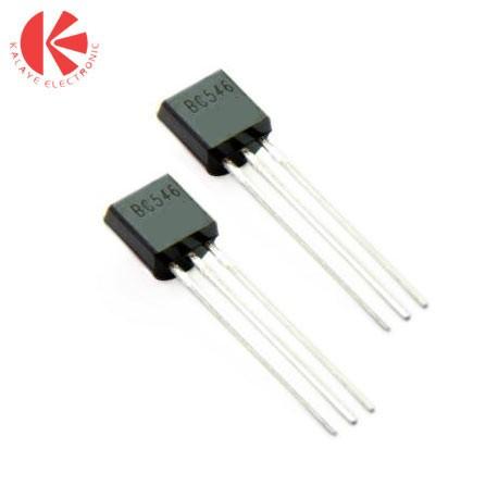 ترانزیستور BC547B | های کپی
