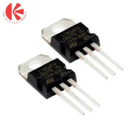 رگولاتور ولتاژ L7812CV | های کپی