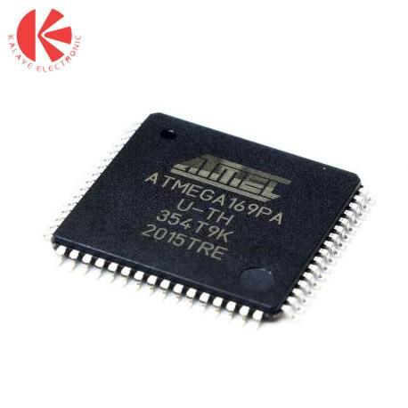 میکرو کنترلر ATMEGA169PA-AU