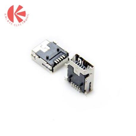 مادگی کوچک روبردی نوع Mini B SMD