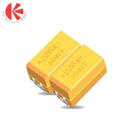 خازن تانتالیوم 470 میکرو فاراد 16 ولت SMD
