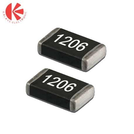 مقاومت 0 اهم SMD 1206 5%