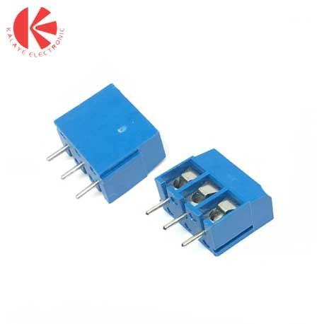 ترمینال آبی 2 پین KF300